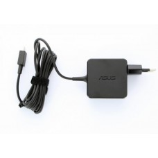 33W Original Asus Vivobook E200HA AC Adapter Power Charger Fang-wall-wart