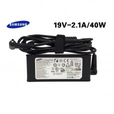 40W Original Samsung ATIV Book 5 NP530U4E AC Adapter Power Charger