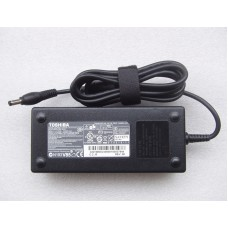 120W Original Toshiba Qosmio A130 AC Adapter Power Charger